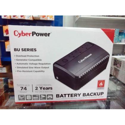 CYBERPOWER BU1000E-UK UPS (1000VA/600W)